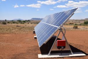 Seguidor Solar - S60H_Suurberg_Suedafrika